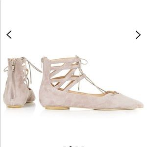 Top Shop Pointed Toe Flats